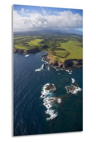 Hana Coast, Maui, Hawaii, USA-Douglas Peebles-Metal Print