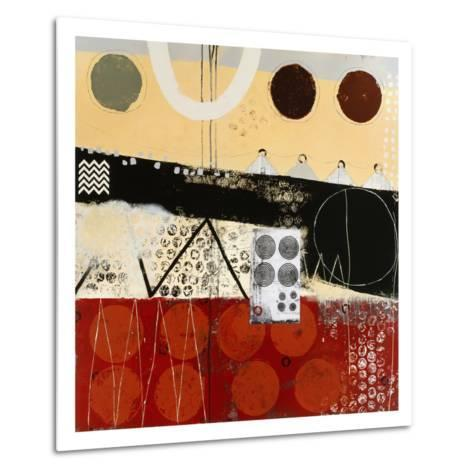 New Variation 3-Mary Calkins-Metal Print