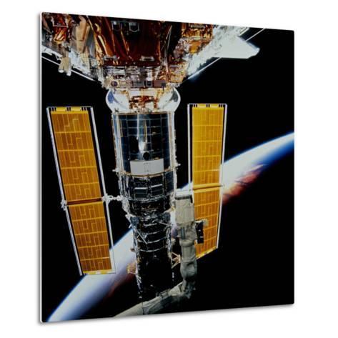 Hubble Space Telescope-Stocktrek Images-Metal Print