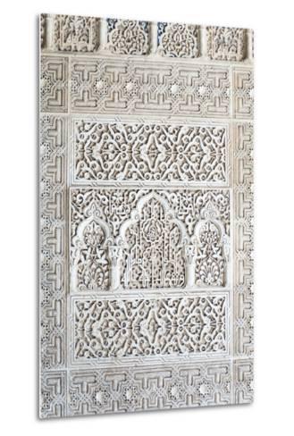 Nasrid Palace, Alhambra, Granada, Andalucia, Spain-Rob Tilley-Metal Print
