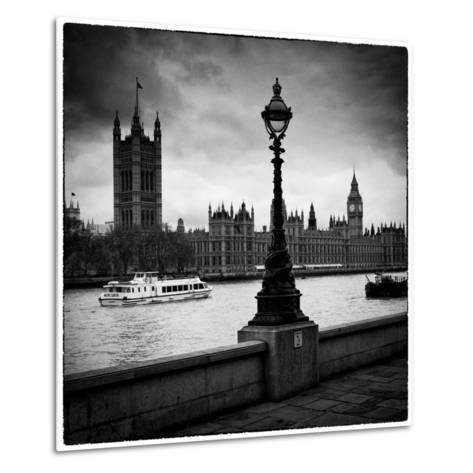The Palace of Westminster-Craig Roberts-Metal Print