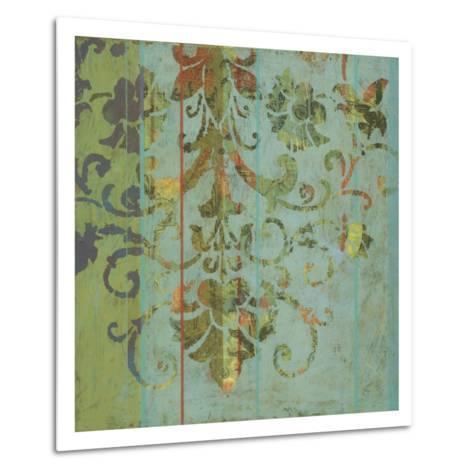 Secret Garden-Ciela Bloom-Metal Print