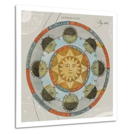 Solar Calendar-Sue Schlabach-Metal Print