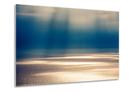 Splashes of Light I-Andy Bell-Metal Print