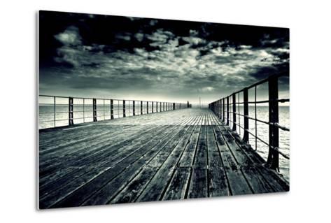 Bognor Regis Pier No. 2-Andy Bell-Metal Print
