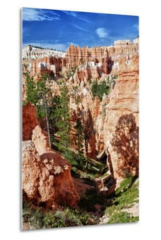 Bryce Amphitheater - Utah - Bryce Canyon National Park - United States-Philippe Hugonnard-Metal Print