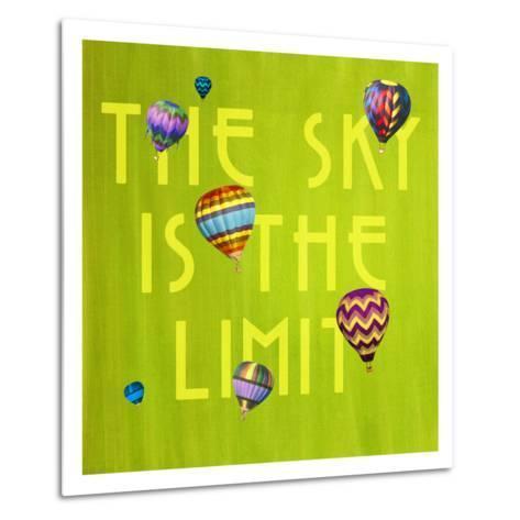 The Sky is the Limit-GI ArtLab-Metal Print