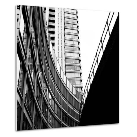 Architecture Shapes-Craig Roberts-Metal Print
