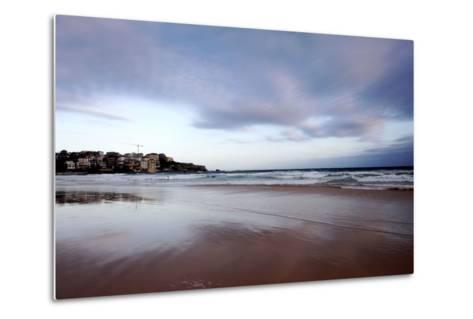 Sunset at Bondi Beach-Jill Schneider-Metal Print