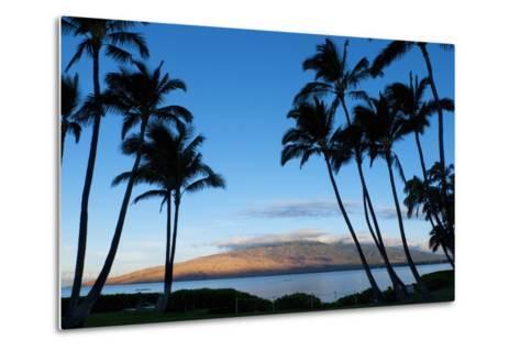 Kihei, Maui, Hawaii, USA-Douglas Peebles-Metal Print