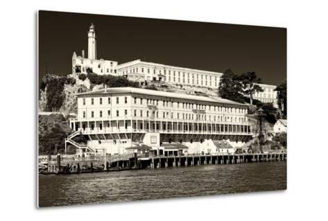 Alcatraz Island - Prison - San Francisco - California - United States-Philippe Hugonnard-Metal Print