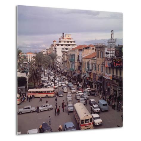 Beirut in 1971--Metal Print