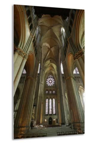 View of the South Transept--Metal Print