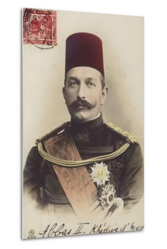 Abbas II--Metal Print