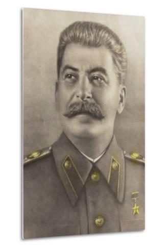 Stalin--Metal Print
