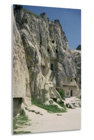 View of the Monastery of Karanlik Kilise--Metal Print