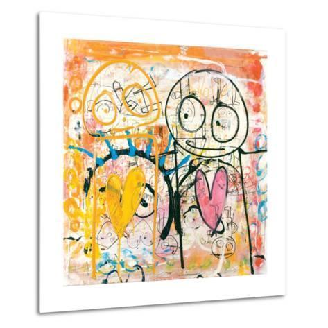 I Really Love You-Poul Pava-Metal Print