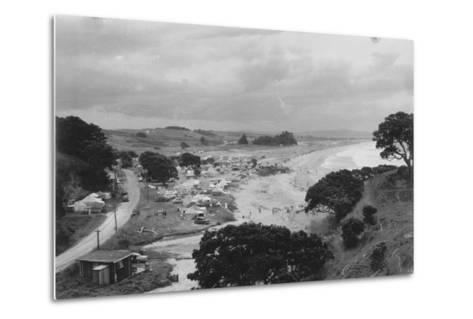Waipu Cove, C.1940--Metal Print