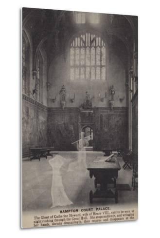 Hampton Court Palace--Metal Print