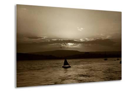 Sunset, Exmouth, 1911--Metal Print