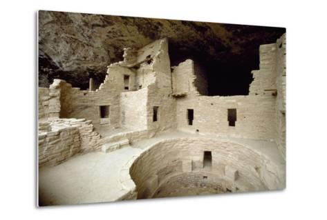 Cliff Palace, Mesa Verde National Park--Metal Print