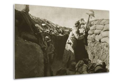 Gallipoli--Metal Print