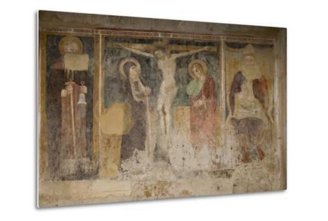 Chiesa Di S. Maria, Sovana, Maremma, Tuscany, Italy--Metal Print