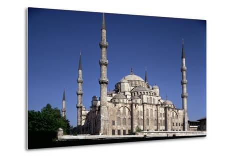 View from the South, Built by Mehmed Aga Between 1609-17--Metal Print