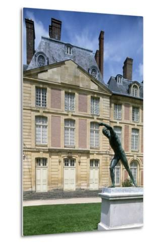 Louis XV Wing, 1739-1740, Palace of Fontainebleau--Metal Print