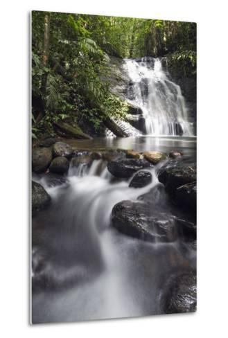 Ula Temburong National Park, Brunei, Borneo, Southeast Asia-Christian-Metal Print