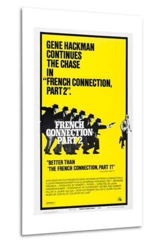 French Connection II, 1975--Metal Print