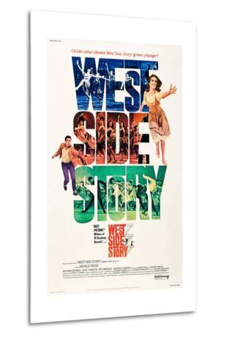 West Side Story--Metal Print