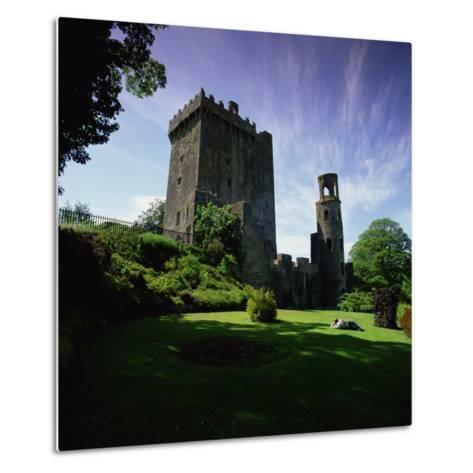 Blarney Castle, Near Cork--Metal Print