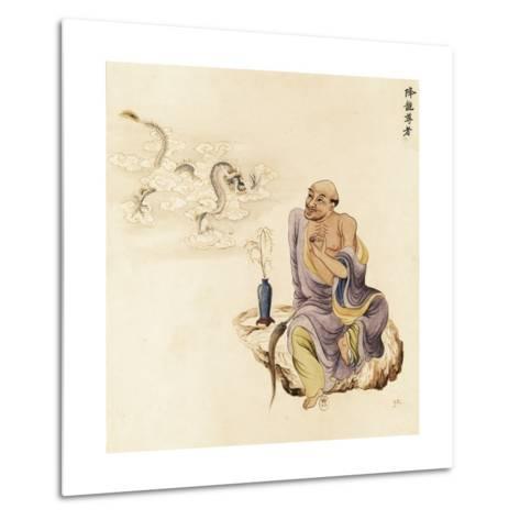 Taoism--Metal Print
