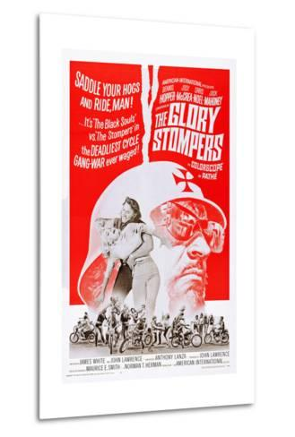 The Glory Stompers--Metal Print