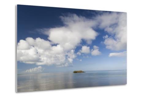 USA, Florida, Florida Keys, Marathon, View of the Gulf of Mexico-Walter Bibikow-Metal Print