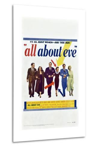 All About Eve--Metal Print