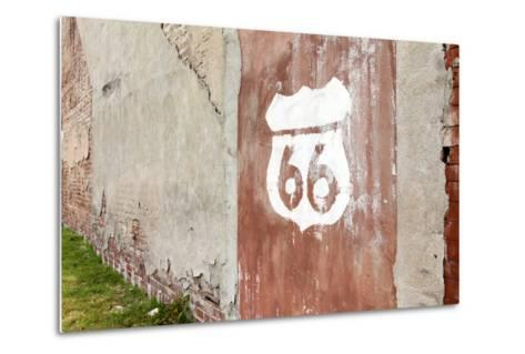 Galena, Kansas, USA. Route 66-Julien McRoberts-Metal Print