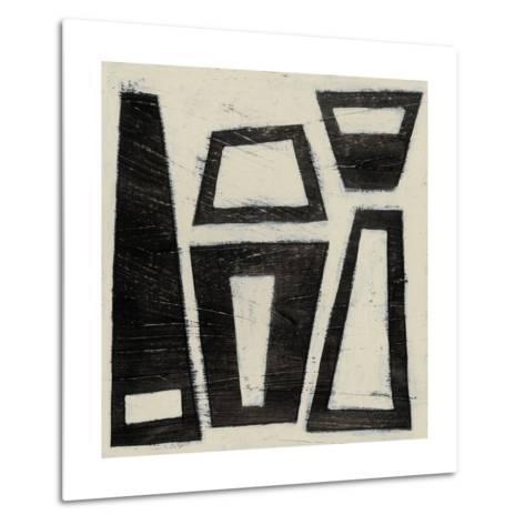 Hieroglyph VII-June Erica Vess-Metal Print