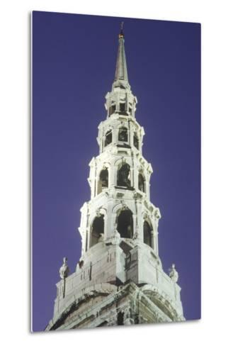 St. Bride's Church, London--Metal Print