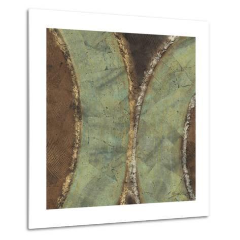 Pathways I-Jason Higby-Metal Print