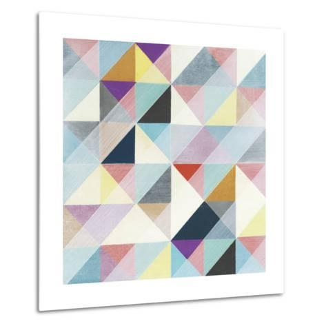 Moderno I-Jodi Fuchs-Metal Print