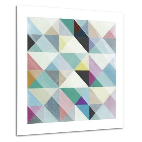 Moderno II-Jodi Fuchs-Metal Print