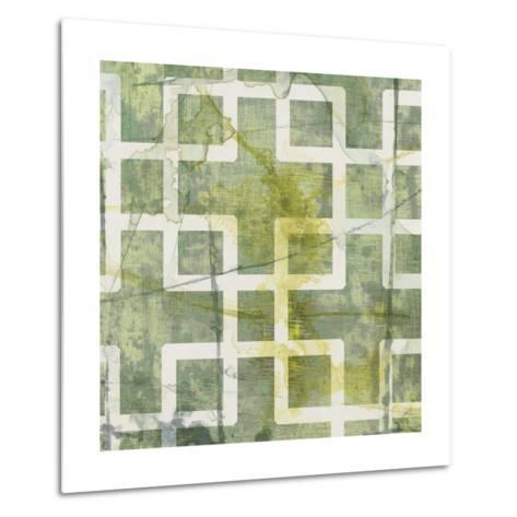 Metric Link VIII-Jennifer Goldberger-Metal Print
