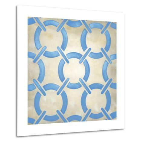 Classical Symmetry XI-Chariklia Zarris-Metal Print