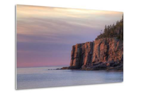 Morning Scene at Otter Point, Acadia National Park-Vincent James-Metal Print