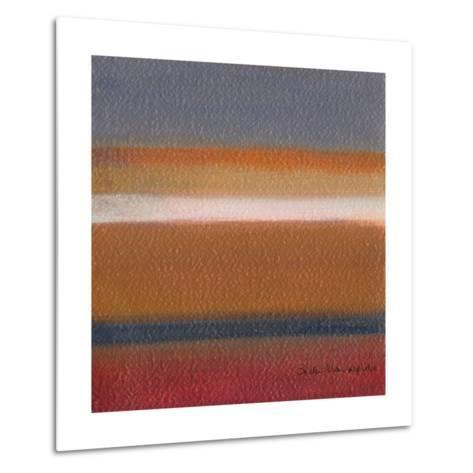 Radiance III-W^ Green-Aldridge-Metal Print