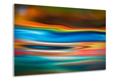 A River Runs Through It-Ursula Abresch-Metal Print