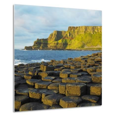 Giant's Causeway, County Antrim, Northern Ireland-phbcz-Metal Print