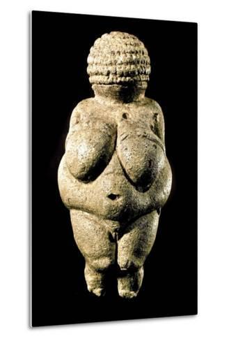 Venus of Willendorf--Metal Print